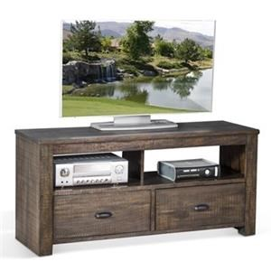 """All Wood 54"""" TV Console"""