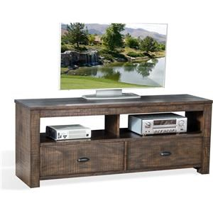 """All Wood 64"""" TV Console"""