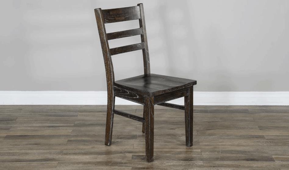 Tyler Ladderback Chair at Bennett's Furniture and Mattresses