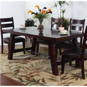 Sunny Designs Vineyard Rectangular Table