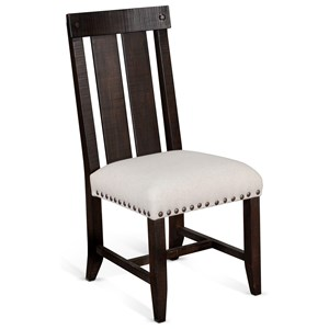 Vivi Slat Back Chair
