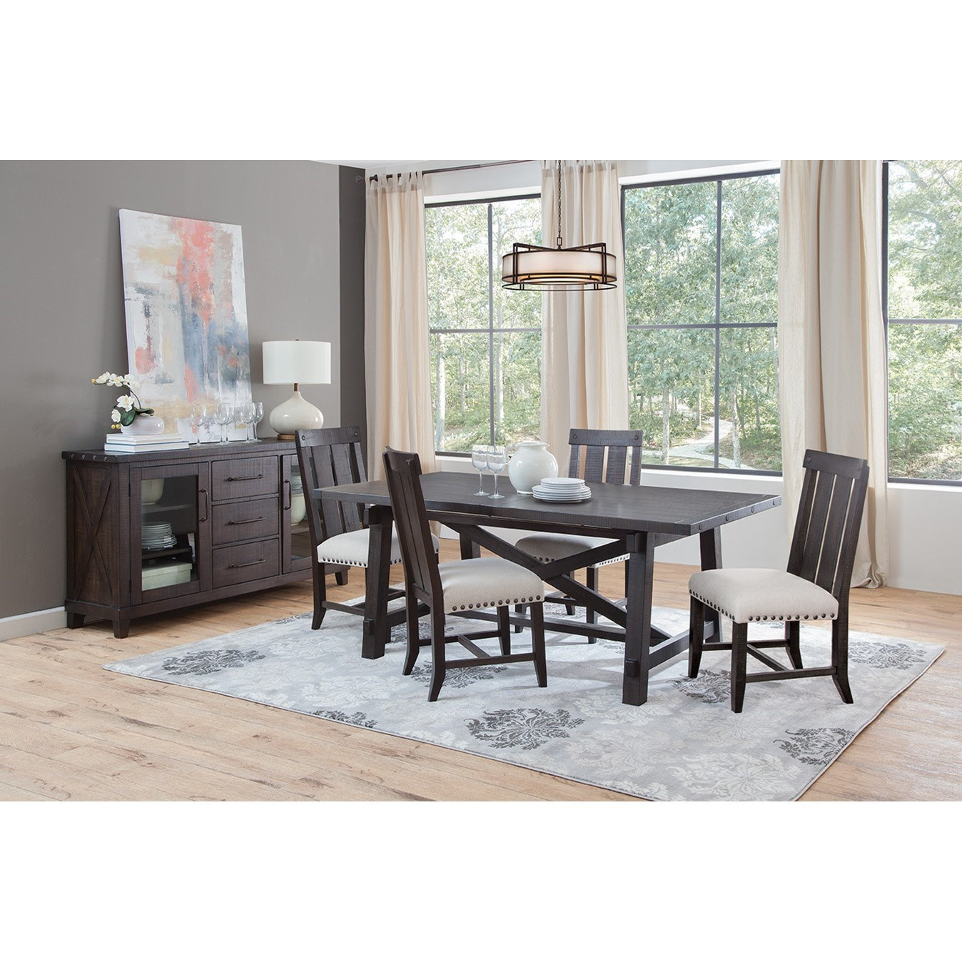 Vivian Casual Dining Room Group by Sunny Designs at Suburban Furniture