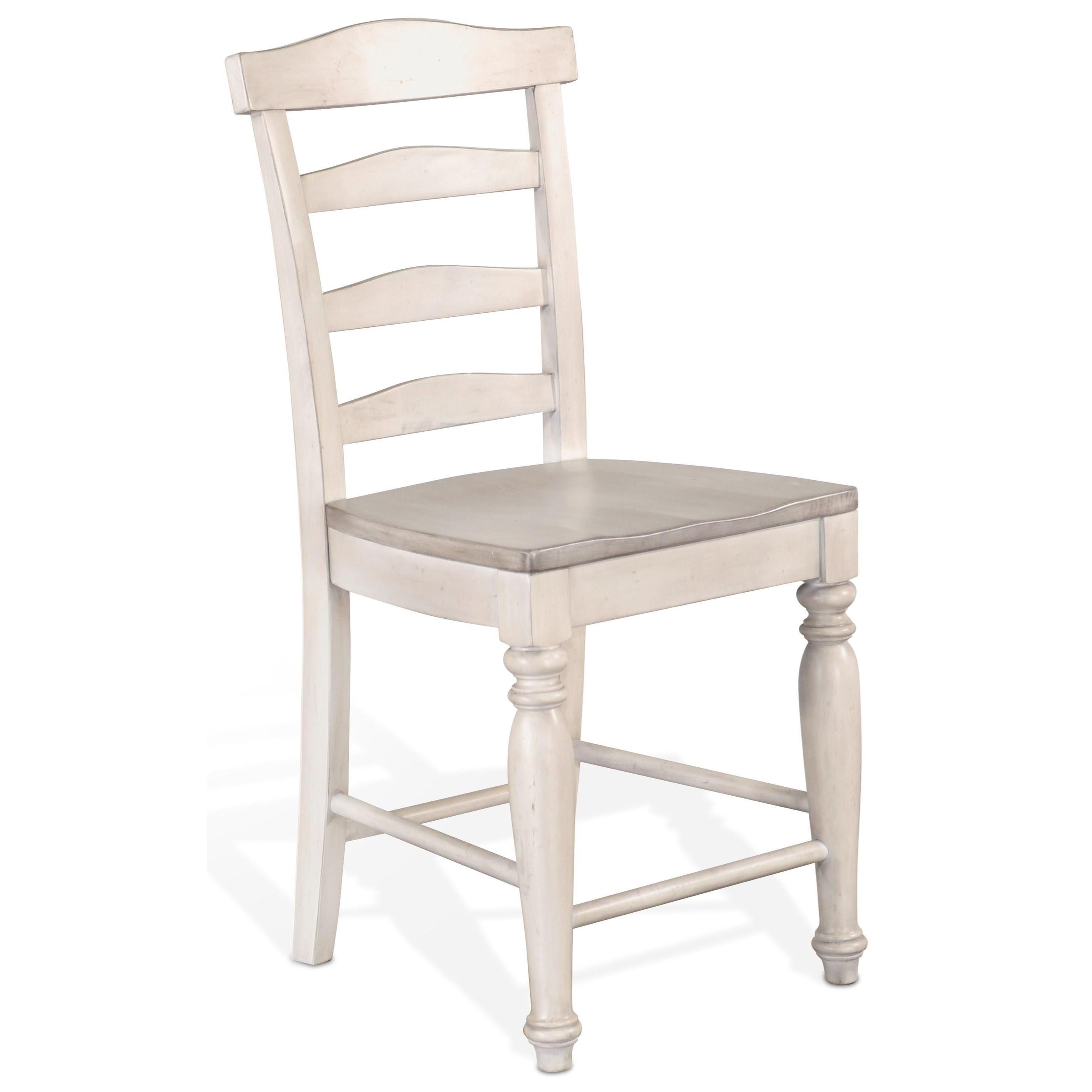 Westwood Village 24 Inch Barstool by Sunny Designs at Stoney Creek Furniture