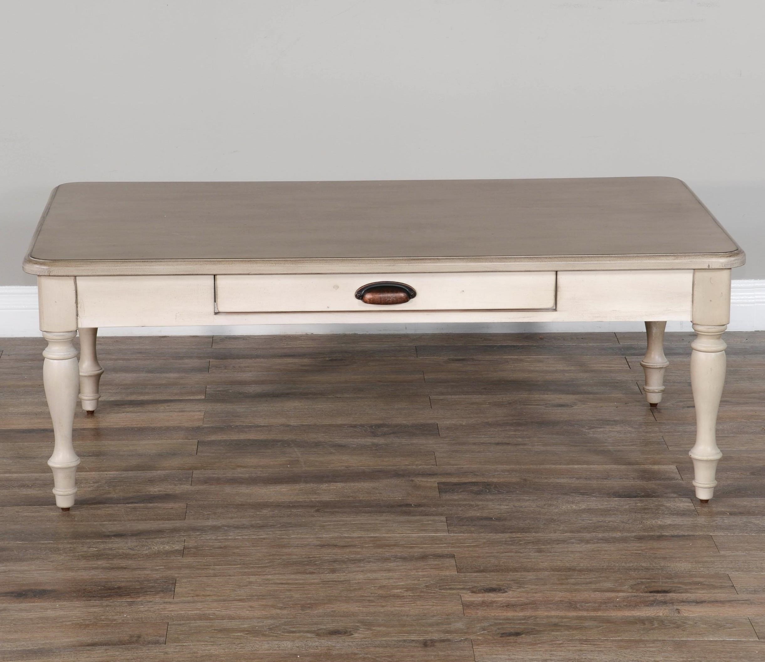 Westwood Village Cocktail Table by Sunny Designs at Powell's Furniture and Mattress