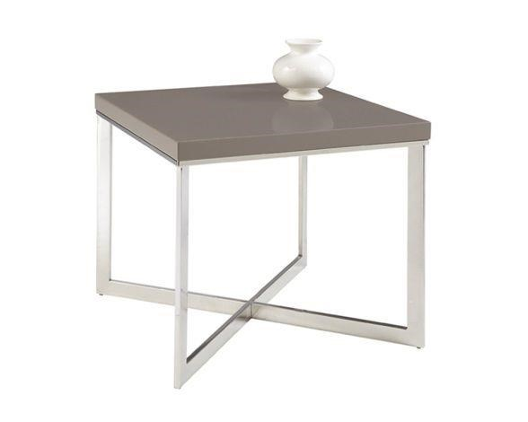 Pilot End Table by Sunpan Imports at Reid's Furniture