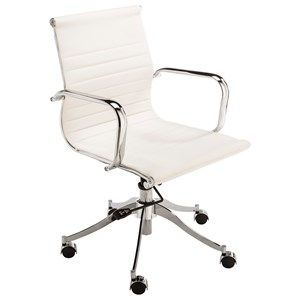 Tyler Faux Leather Office Chair