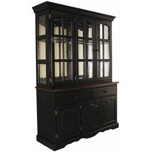 Sunset Trading Co. Sunset Selections China Cabinet