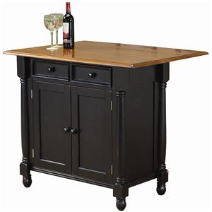 Sunset Trading Co. Sunset Selections Kitchen Island