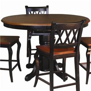 Sunset Trading Co. Sunset Selections Cafe Height Dining Table