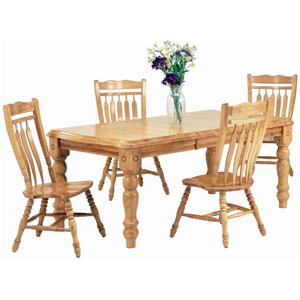 Sunset Trading Co. Sunset Selections 5 Piece Dining Set