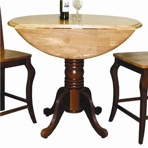 Sunset Trading Co. Sunset Selections Cafe Height Dinette Table
