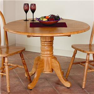 Sunset Trading Co. Sunset Selections Round Dinette Table