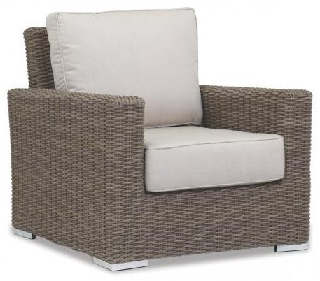 Coronado Club Chair by Sunset West at Belfort Furniture