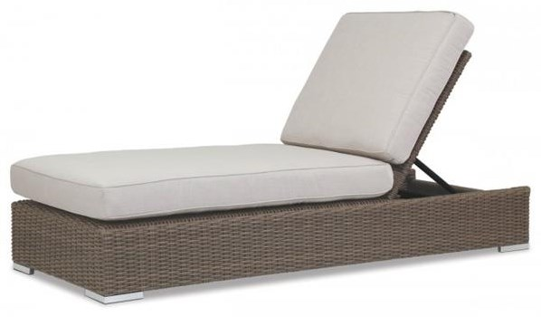 Coronado Adjustable Chaise by Sunset West at Belfort Furniture