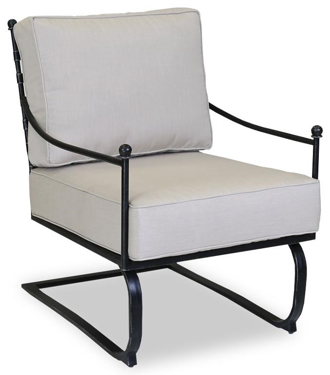 Provence Outdoor Club Rocker by Sunset West at Belfort Furniture