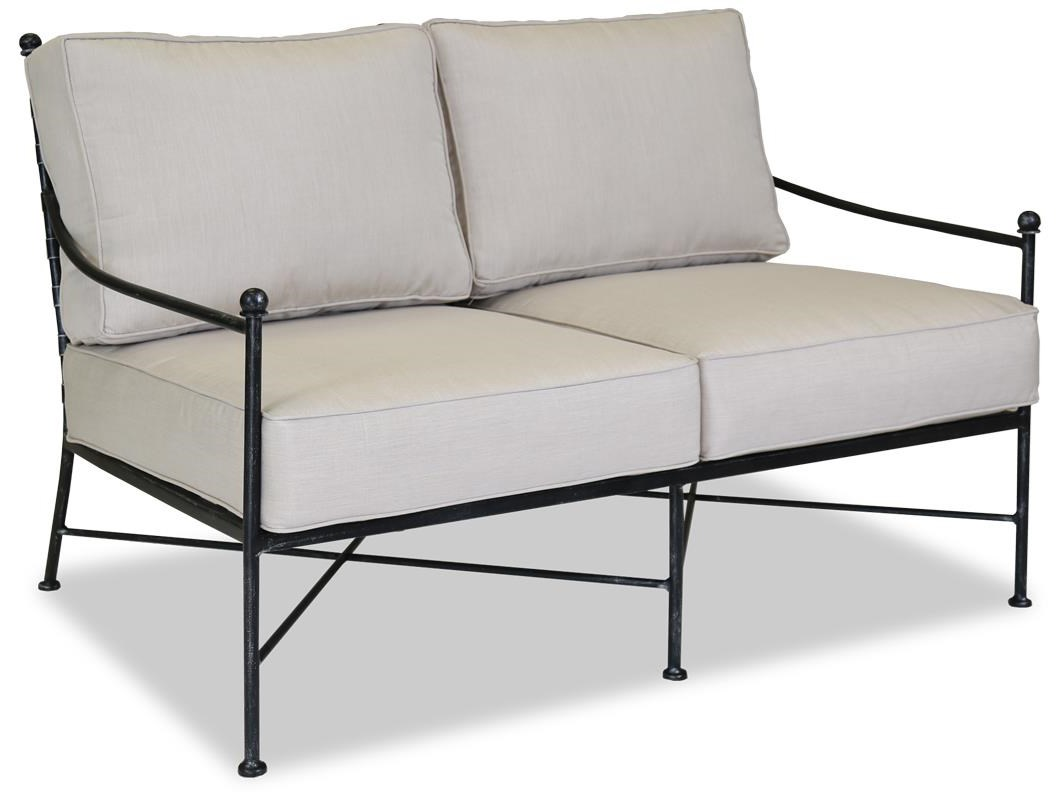 Provence Outdoor Loveseat by Sunset West at Belfort Furniture