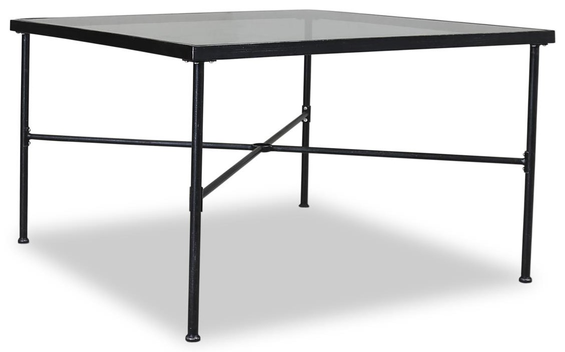 Provence Outdoor 44 Inch Square Dining Table by Sunset West at Belfort Furniture