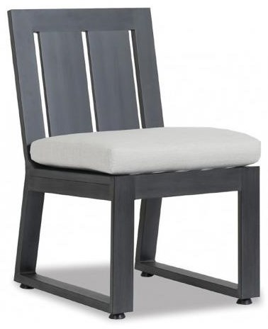 Redondo Armless Dining Chair by Sunset West at Belfort Furniture