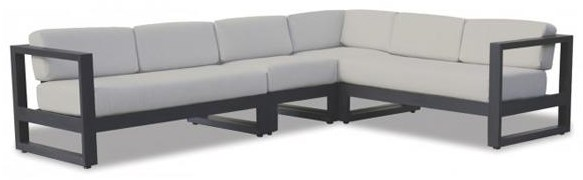Redondo 3 Piece Sectional by Sunset West at Belfort Furniture