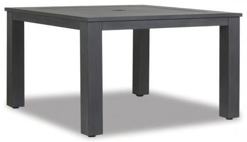 """Redondo 48"""" Square Dining Table by Sunset West at Belfort Furniture"""