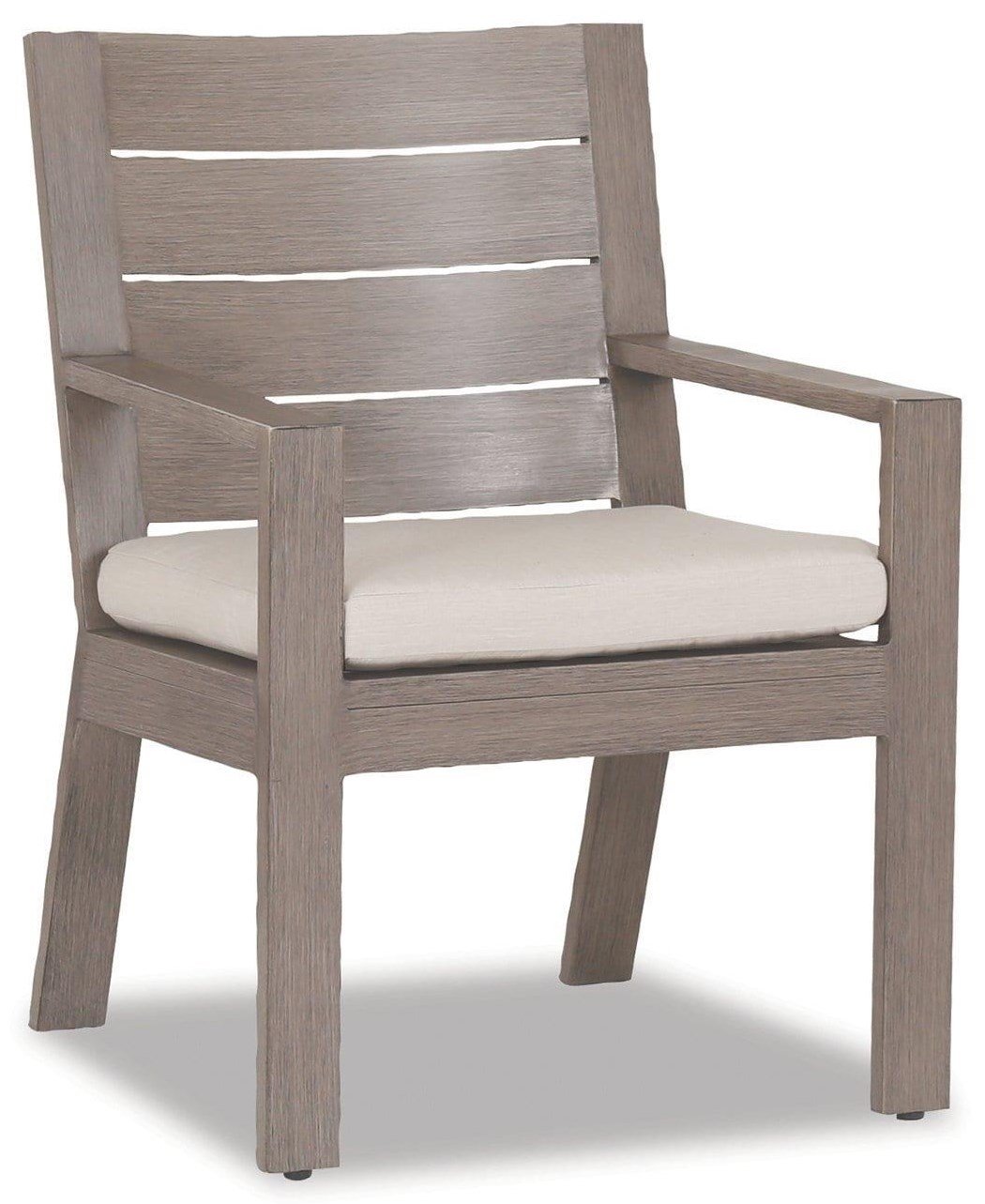 Laguna Outdoor Dining Chair by Sunset West at Belfort Furniture