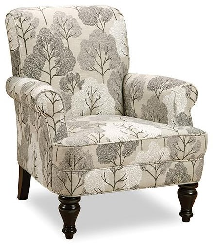 60 Fendi Accent Chair by Superstyle at Stoney Creek Furniture
