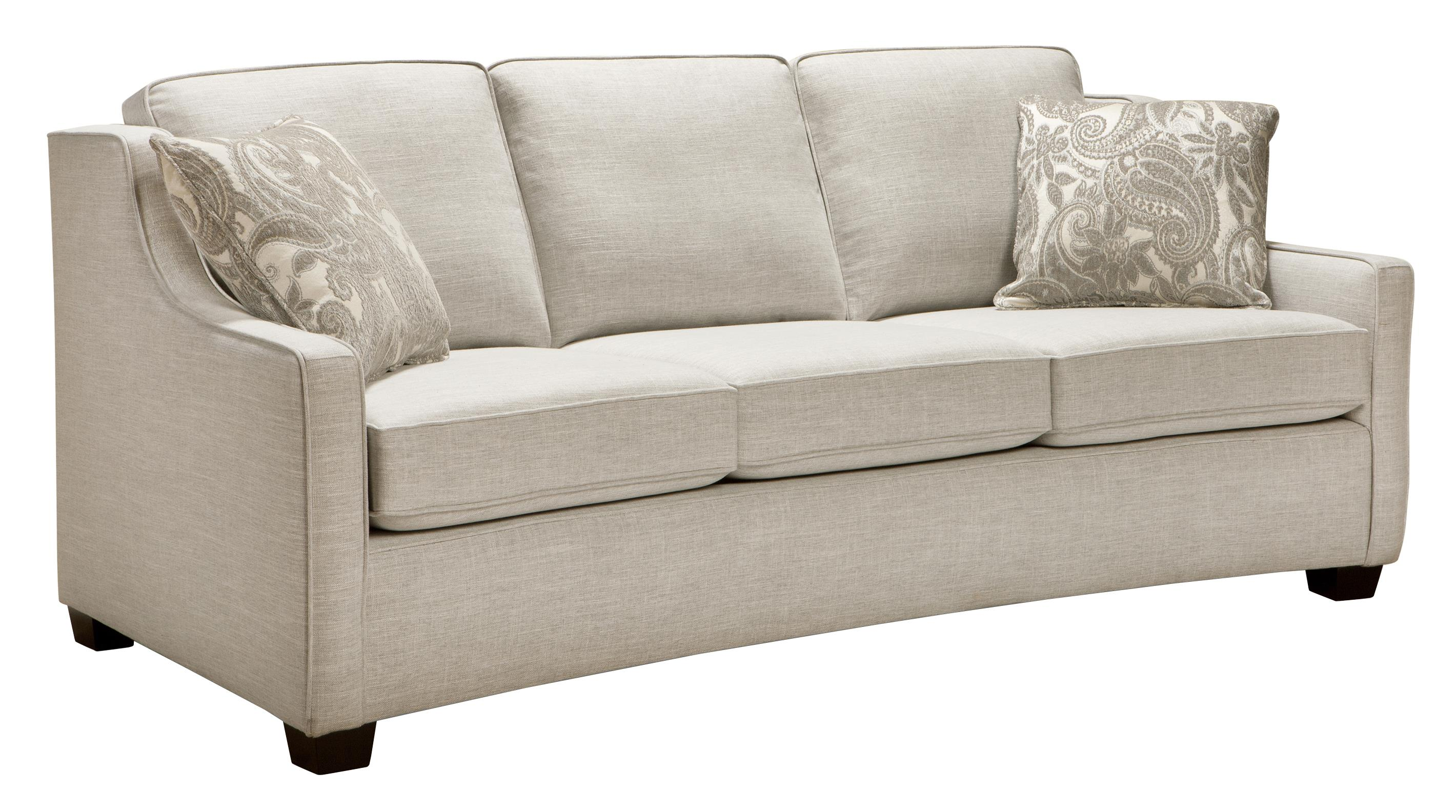 River Condo Sized Sofa by Southside Designs at Bennett's Furniture and Mattresses