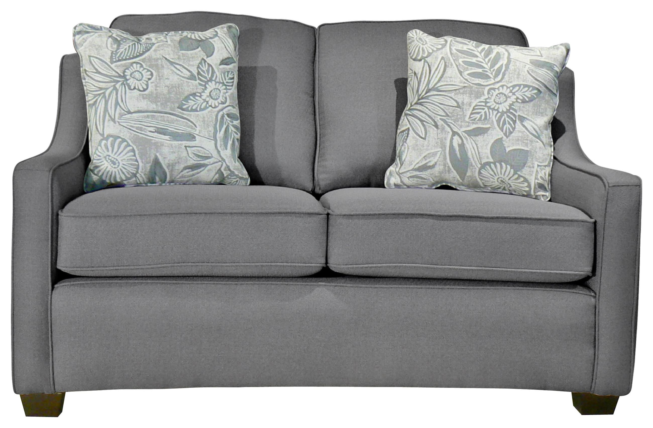 River Loveseat by Southside Designs at Bennett's Furniture and Mattresses