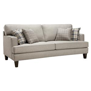 Two Seat Sofa with Casual Contemporary Style