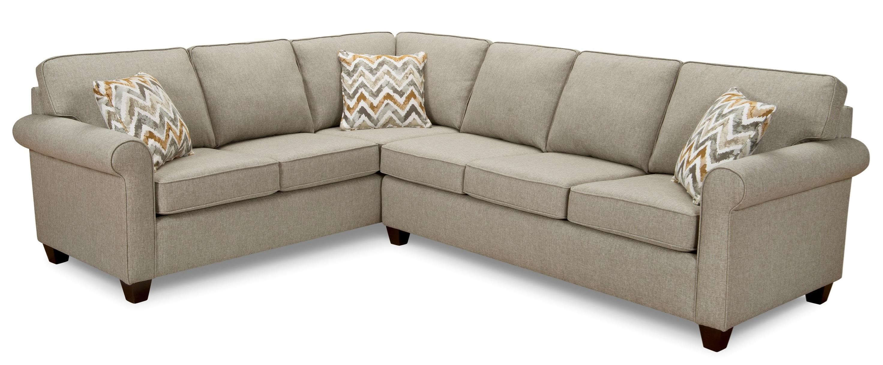 9701 Sectional Sofa by Superstyle at Jordan's Home Furnishings