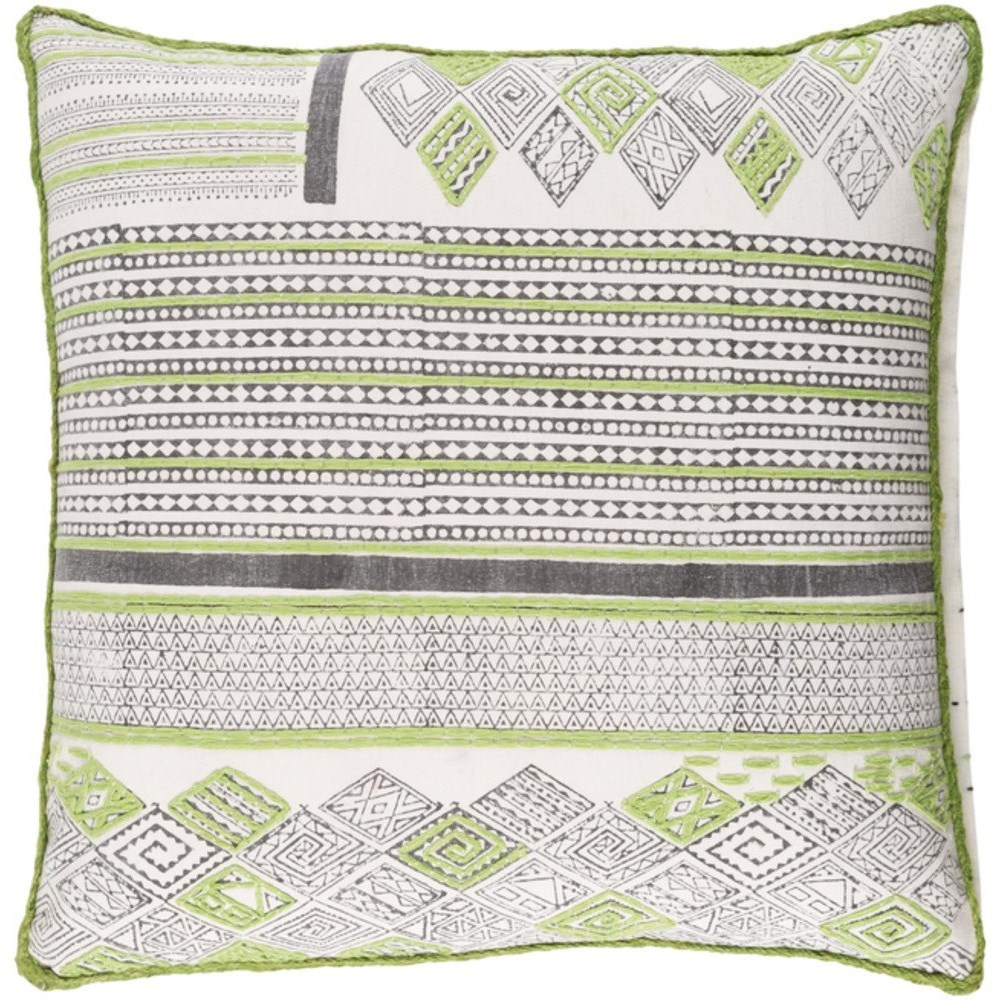 Aba Pillow by Surya at Fashion Furniture