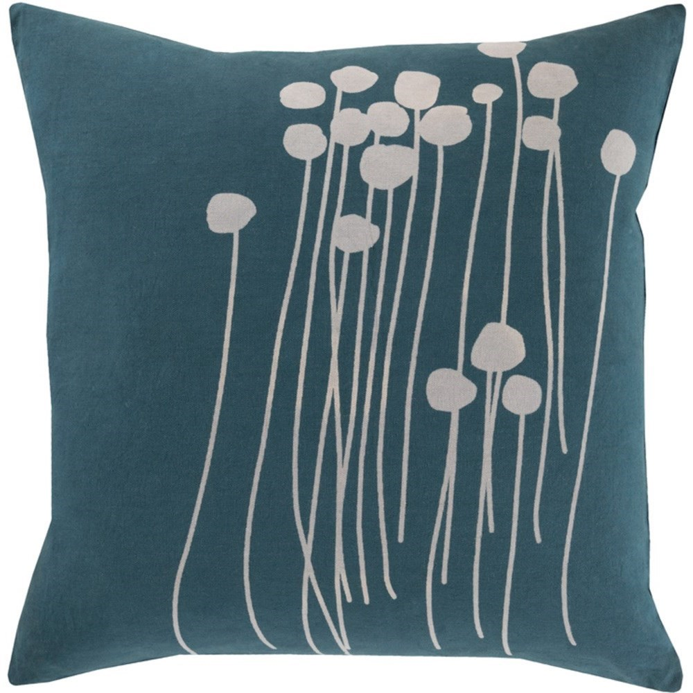 Abo Pillow by Surya at Upper Room Home Furnishings