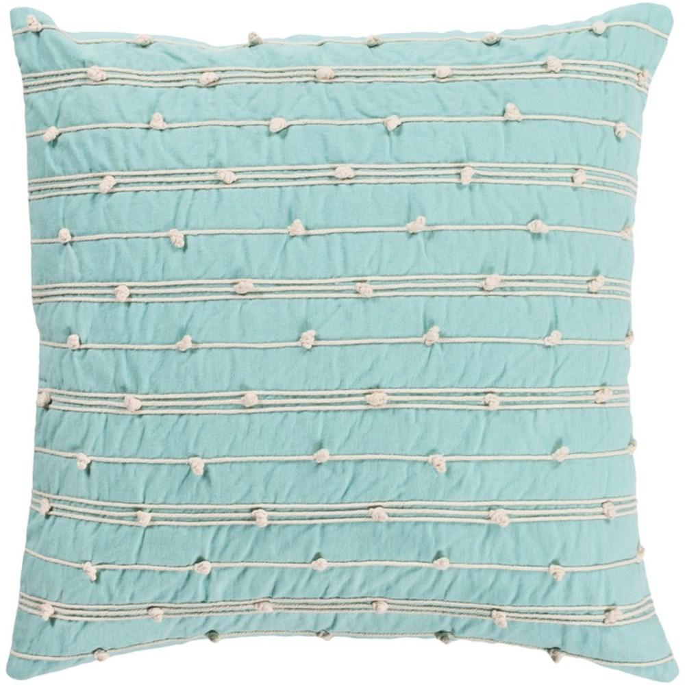 Accretion Pillow by Surya at Lynn's Furniture & Mattress
