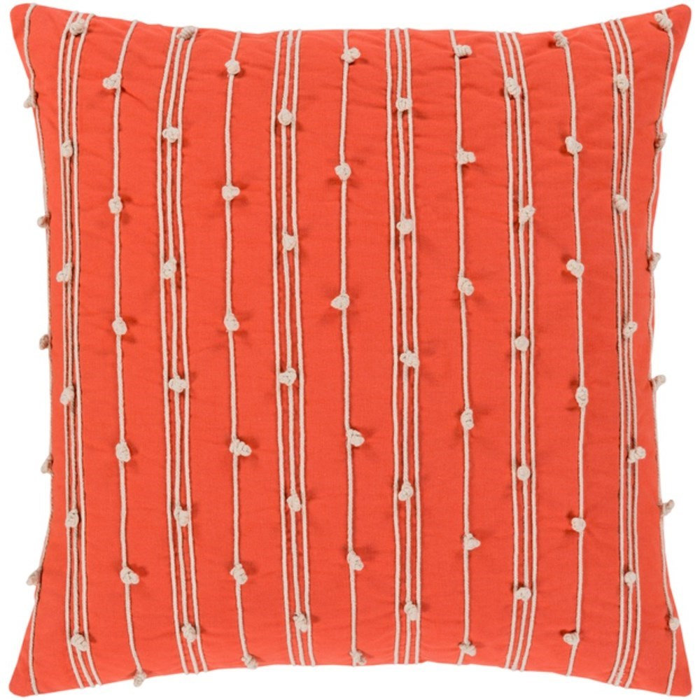 Accretion Pillow by Surya at Lynn's Furniture & Mattress