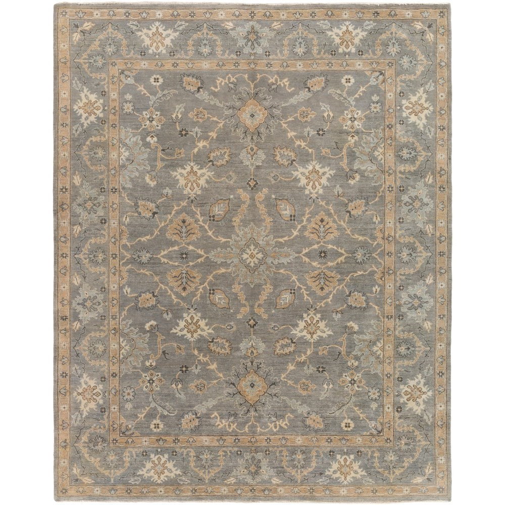 "Alanya 2'6"" x 9' Runner Rug by 9596 at Becker Furniture"