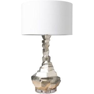 16 x 16 x 31.25 Table Lamp