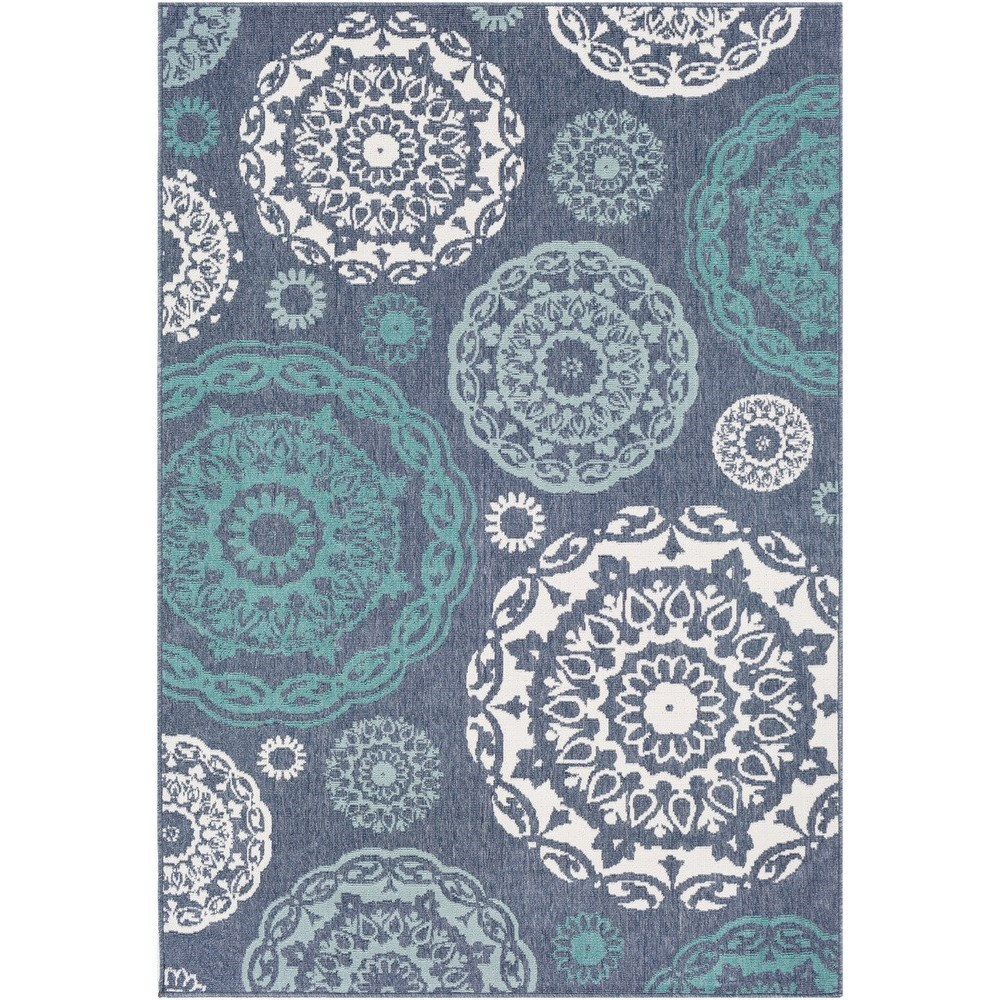 "Alfresco 7'3"" x 7'3"" Rug by Surya at Fashion Furniture"