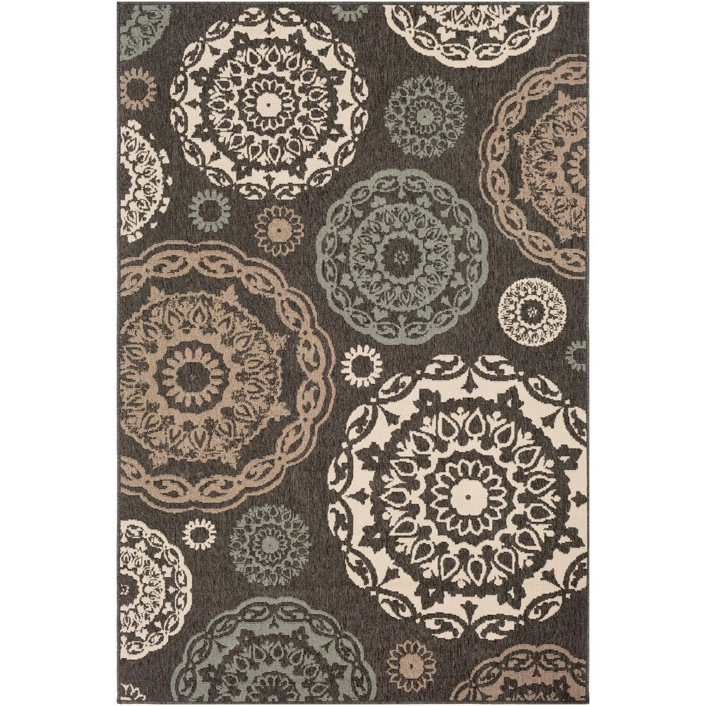 "Alfresco 5'3"" x 7'6"" Rug by Surya at Fashion Furniture"
