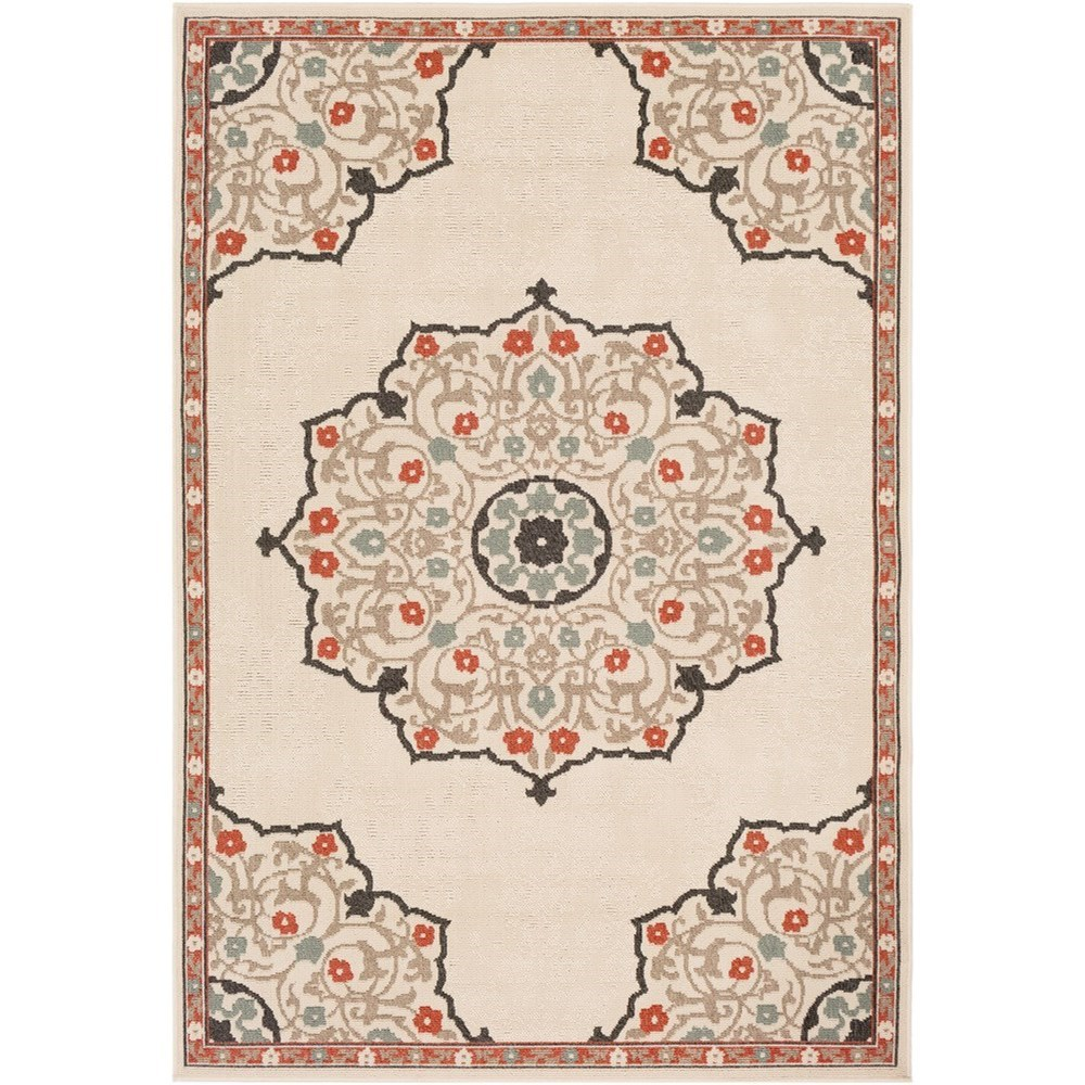 """Alfresco 5'3"""" x 5'3"""" Rug by Surya at SuperStore"""