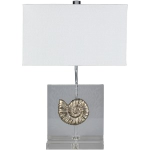 17 x 17 x 26 Portable Lamp