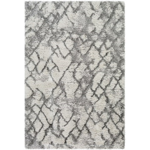 """Alta Shag 6'7"""" x 9' Rug by Surya at SuperStore"""