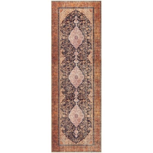 "Amelie 6'7"" x 9' Rug by 9596 at Becker Furniture"