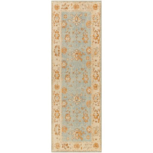 """Amelie 6'7"""" x 9' Rug by 9596 at Becker Furniture"""