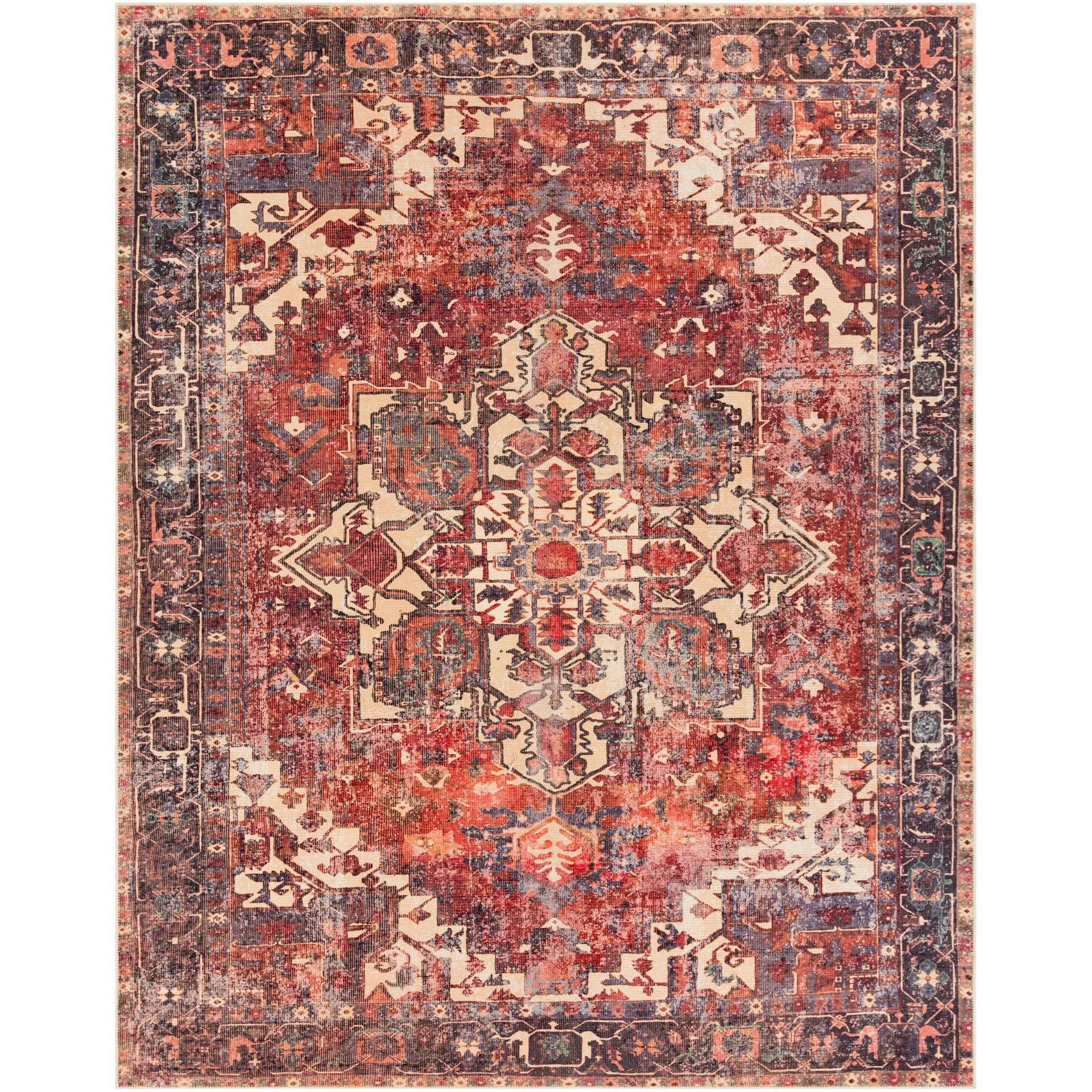 "Amelie 7'10"" x 10'2"" Rug by Ruby-Gordon Accents at Ruby Gordon Home"