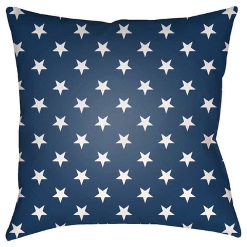 Americana II Pillow by Ruby-Gordon Accents at Ruby Gordon Home