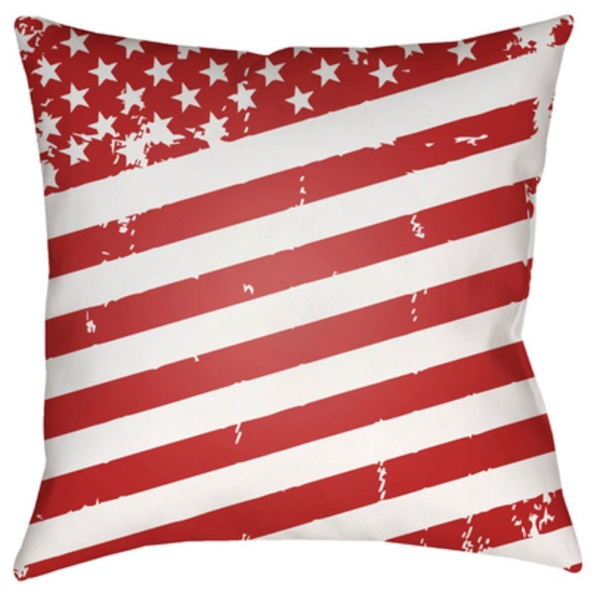 Americana III Pillow by Ruby-Gordon Accents at Ruby Gordon Home