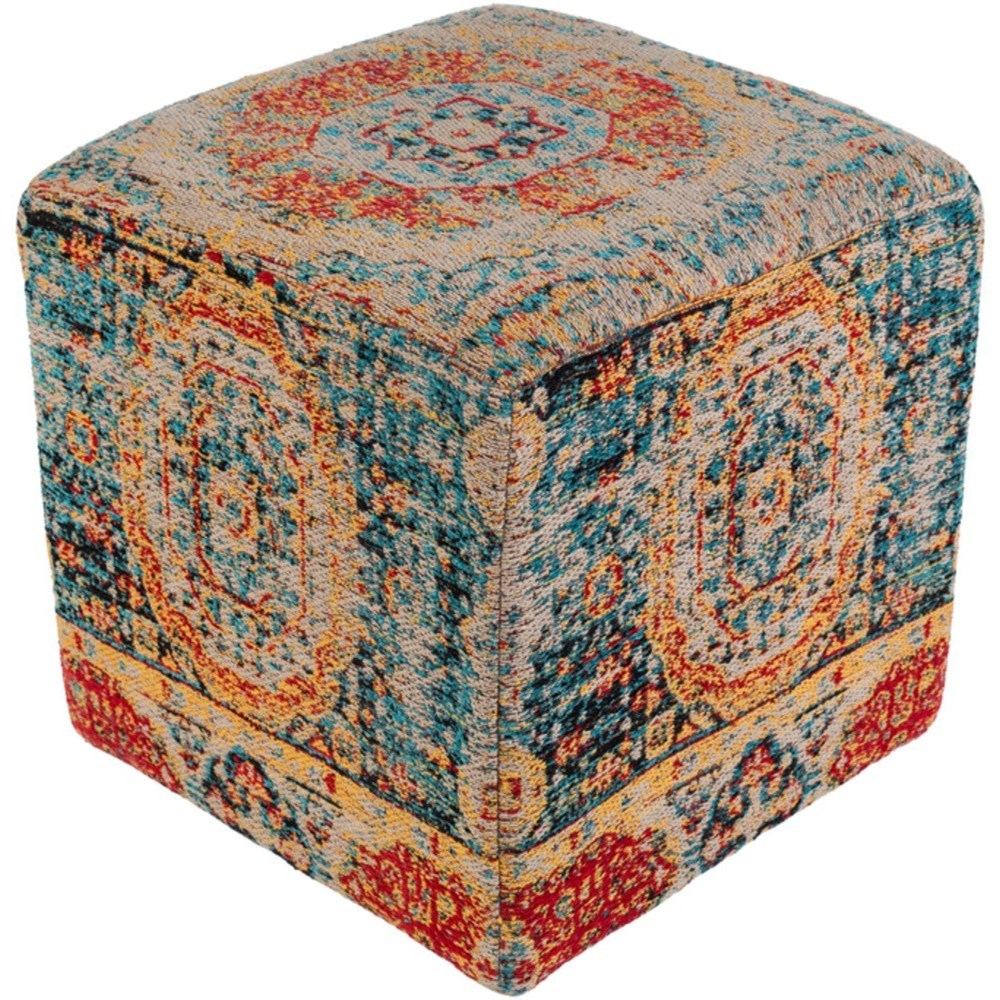 Amsterdam Cube Pouf by Ruby-Gordon Accents at Ruby Gordon Home