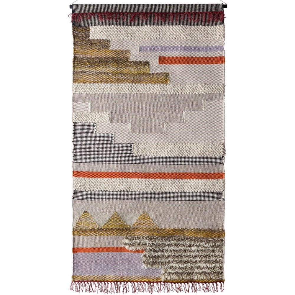 Anaruz Hand Woven Wall Hanging by 9596 at Becker Furniture
