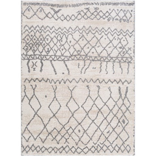 """Andorra 5'3"""" x 7'3"""" Rug by 9596 at Becker Furniture"""