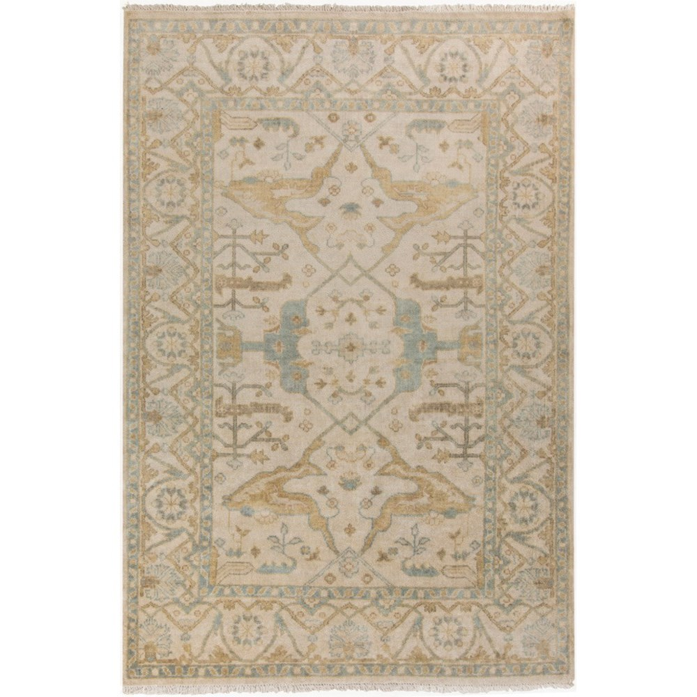 Antique 9' x 13' Rug by Surya at Wayside Furniture